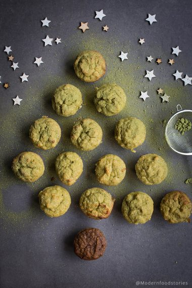 Paleo muffins, Paleo Crust, Matcha grain free muffins, gluten free muffin recipe, grainfree muffin recipes, food styling #food photography, christmas food, matcha recipes, Keto muffins, low carb muffins