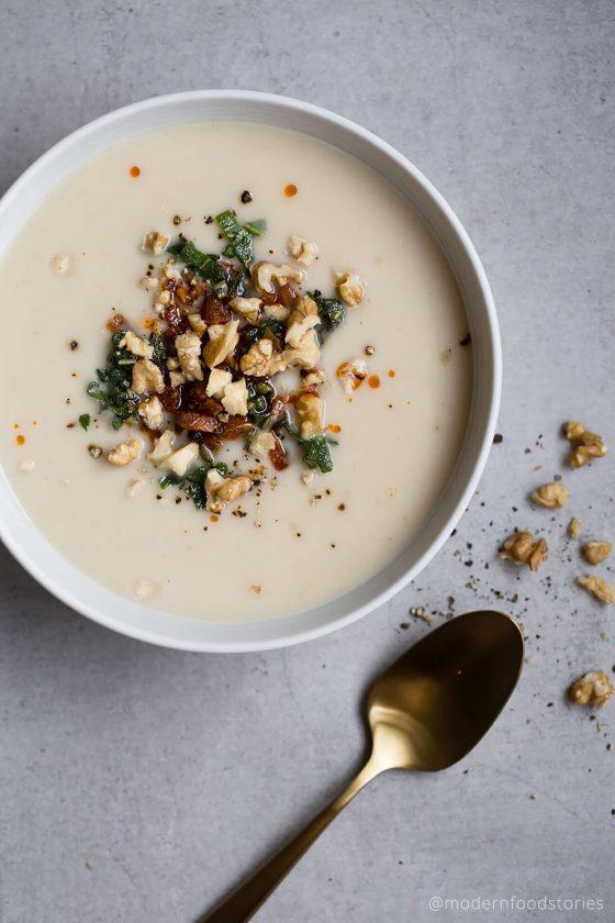 Dairy free, Keto recipes, Paleo recipes, Paleo, Keto, Gaps diet, Gaps diet recipes, dairy free soup recipes, Paleo Crust, celeriac soup, soup recipes, celeriac recipes, comforting soups, dairy free soup recipes, paleo recipes, keto recipes, whole30 recipes, autoimmune paleo, london food photographer, Modern Food Stories, Paleo Crust