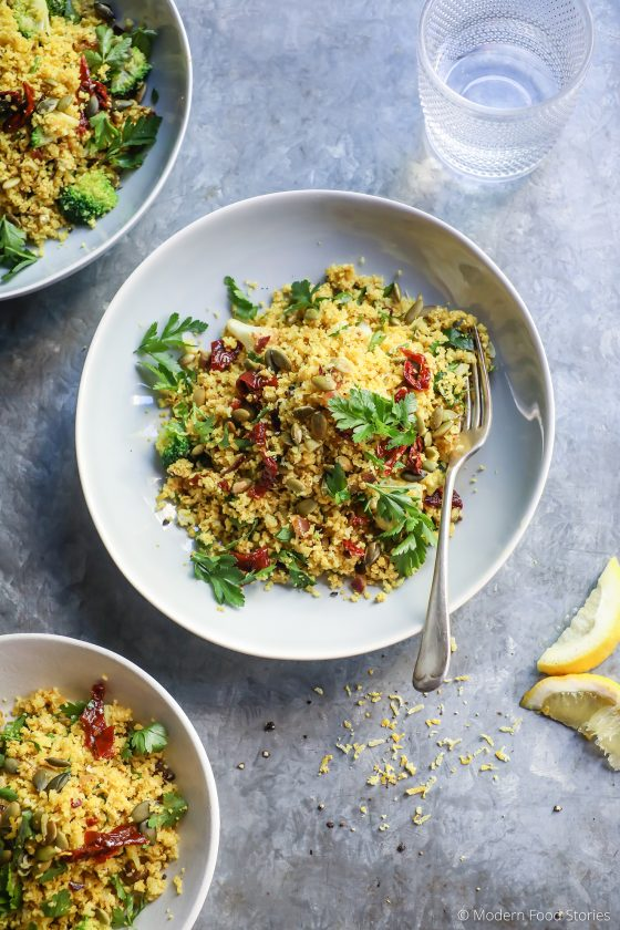 Cauliflower rice, low carb sides, Paleo sides, food photography, food styling, London food photographer, Modern Food Stories, Jo Harding, Paleo Crust, low carb recipes, Paleo recipes, UK Paleo Awards, Keto recipes, autoimmune paleo, autoimmune recipes