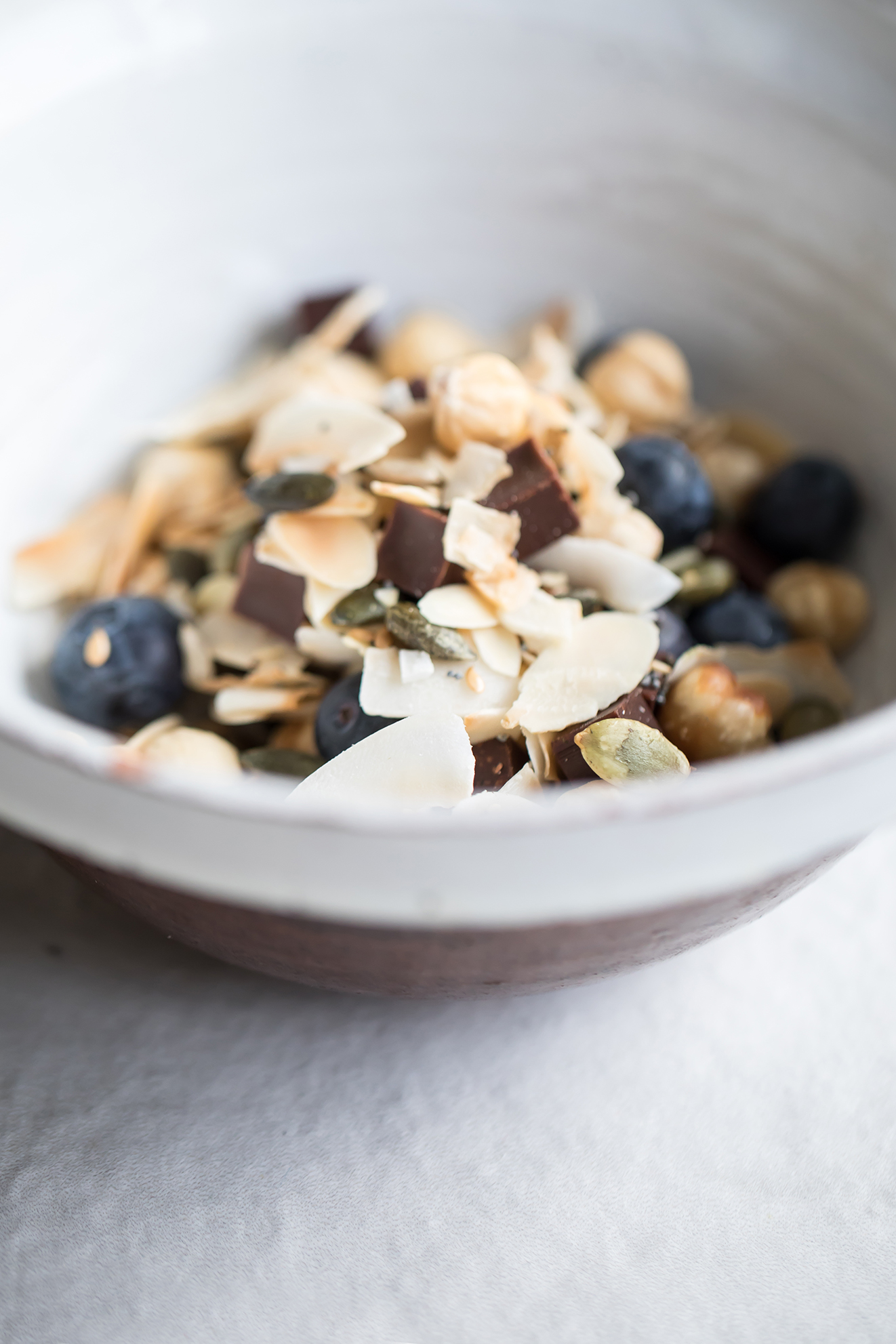 Sugar Free and Grain Free Breakfast Bowl Topper