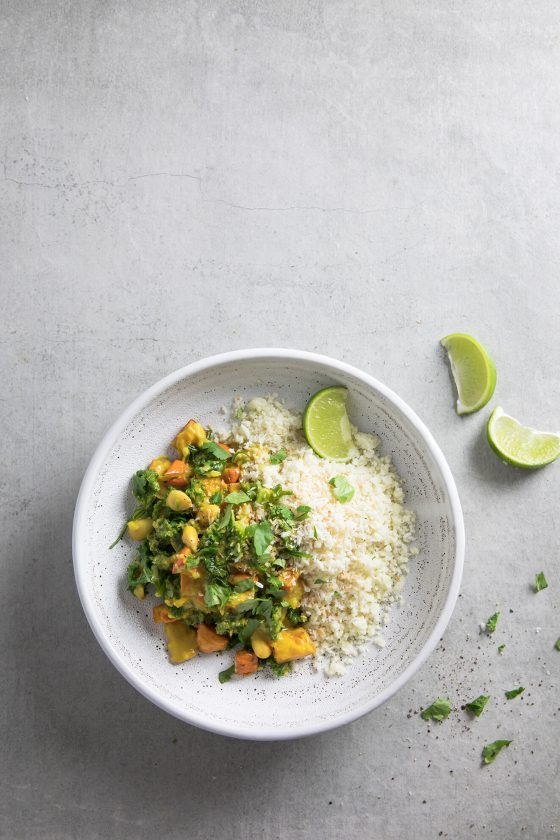 Vegan Curry, Vegan Coconut Curry, Modern Food Stories, food photography