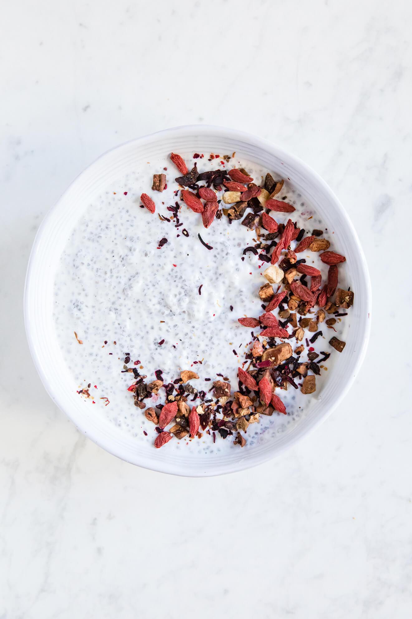 Vegan Chia Porridge