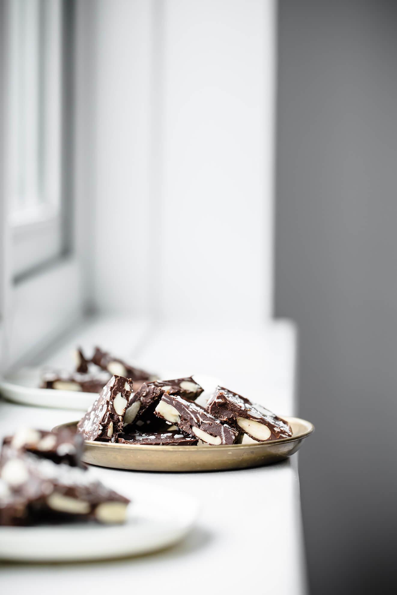 vegan chocolate, Modern Food Stories
