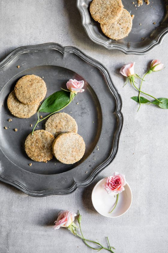 paleo shortbread, Modern Food Stories
