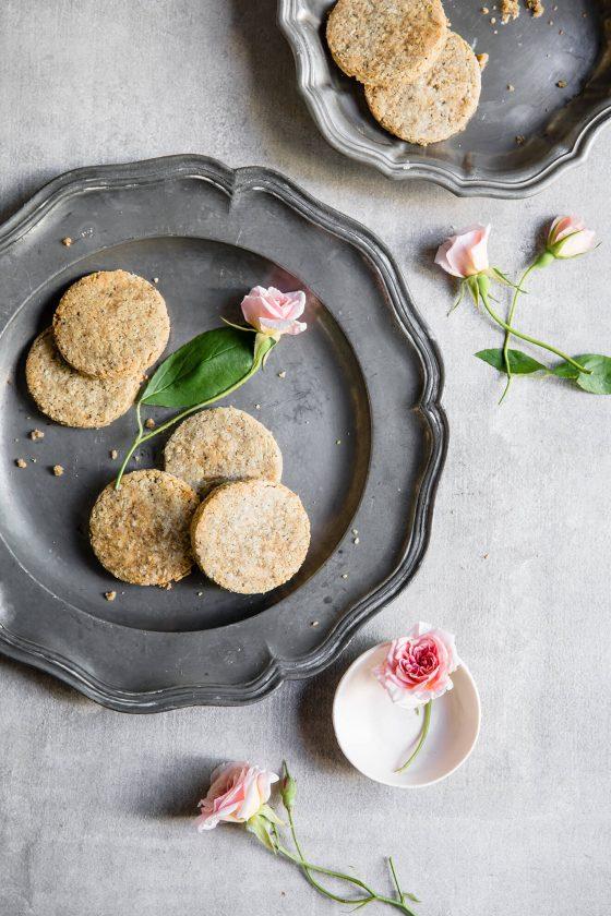 paleo shortbread, Modern Food Stories
