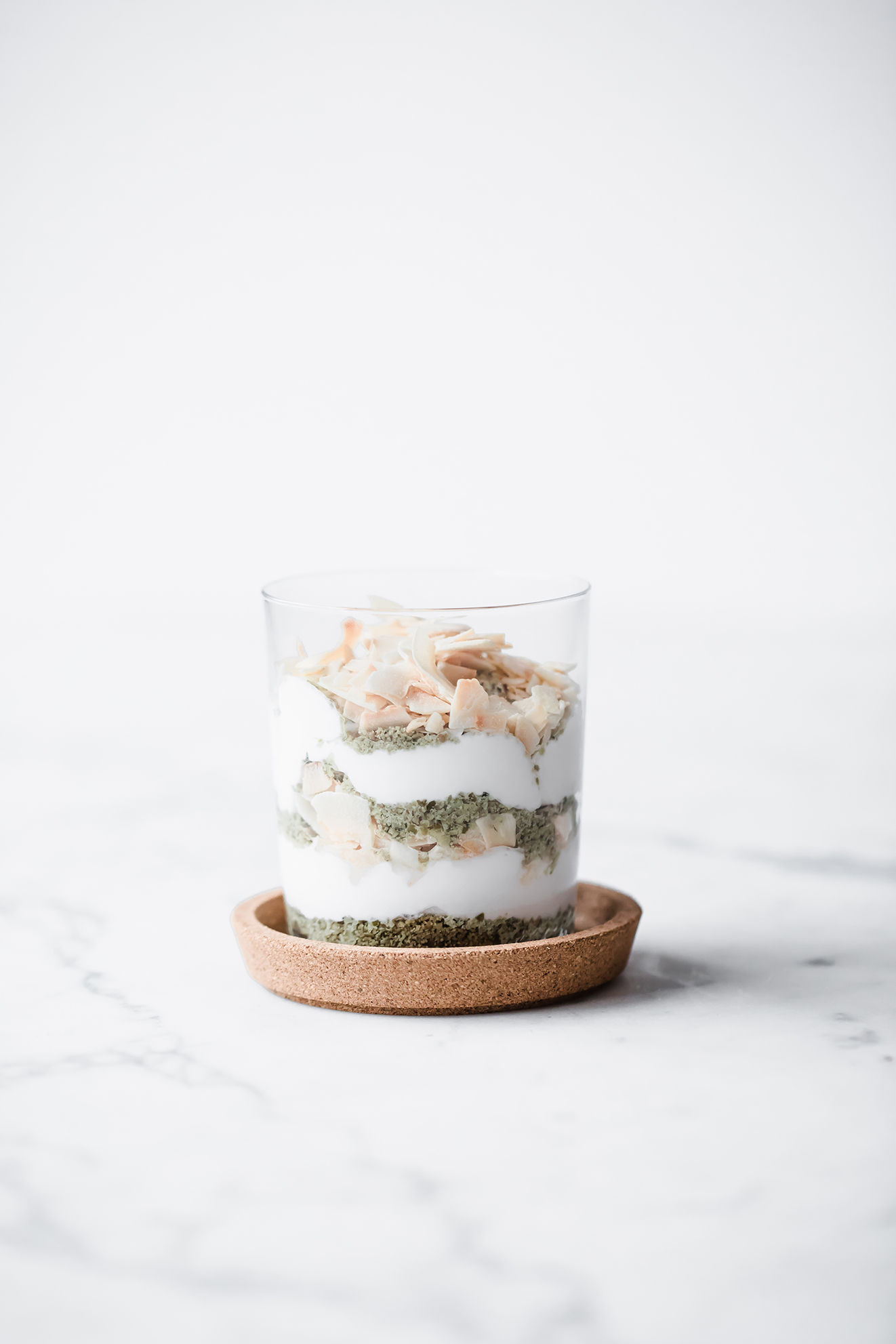 coconut yoghurt, london food photographer, Modern Food Stories, 5 Ingredient Vegan Coconut Jars