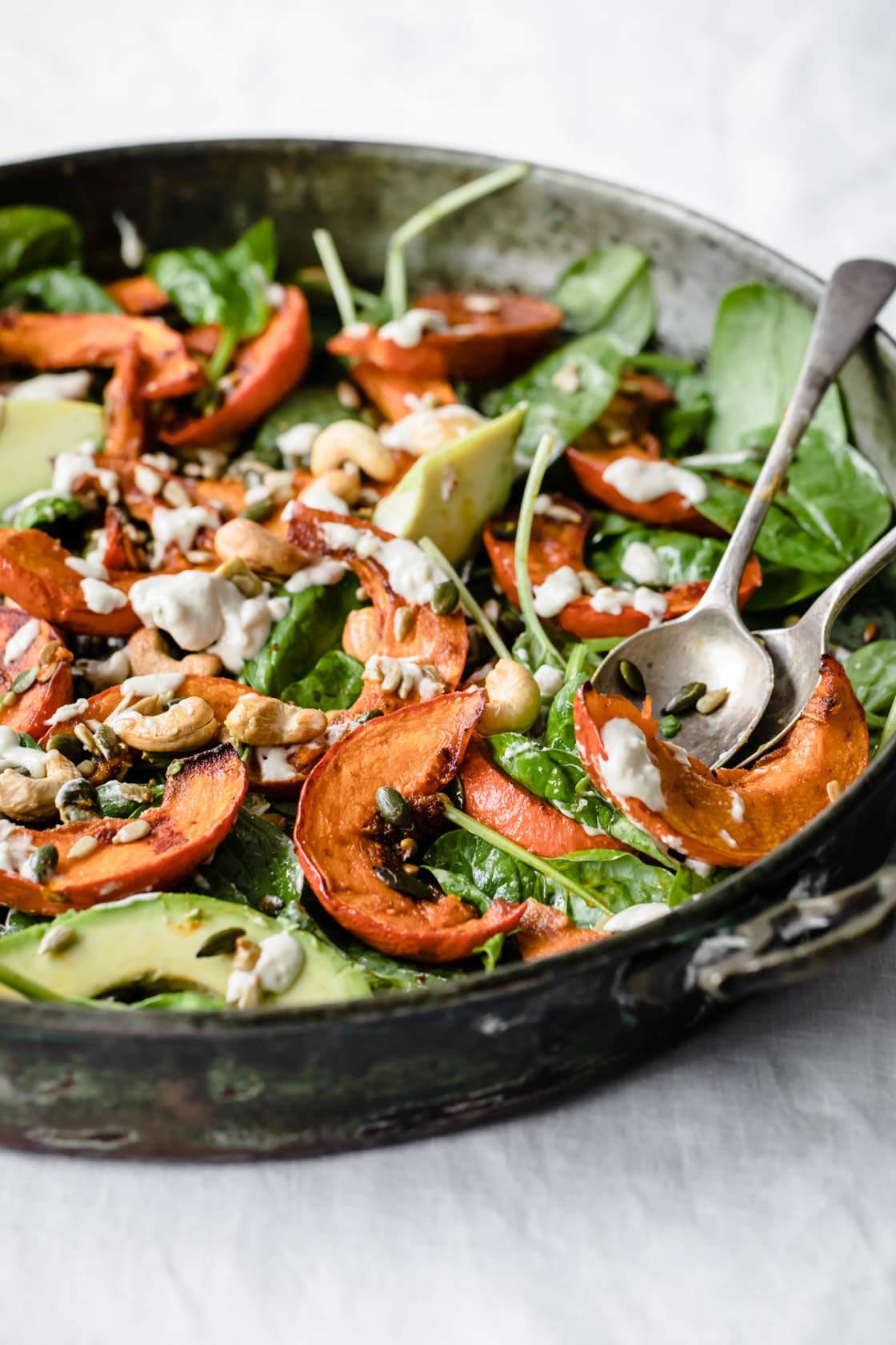 vegan salad, london food photographer