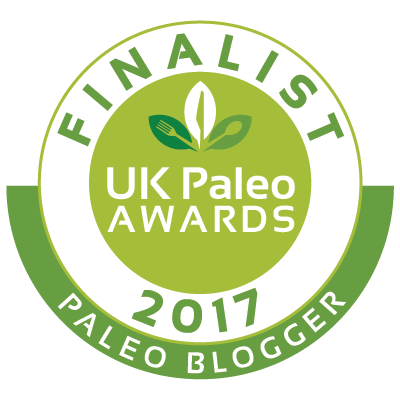 UK Paleo Awards Finalist
