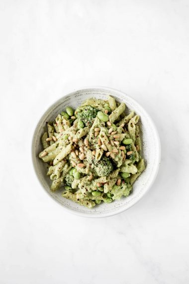 Vegan pasta recipe, food photographer, easy vegan recipes