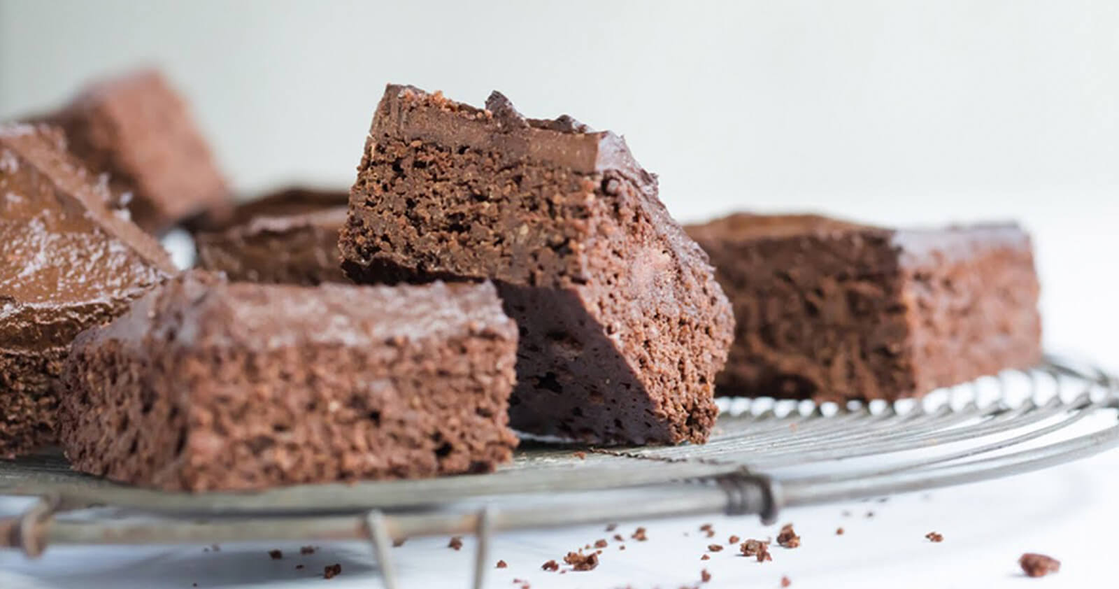 Amazing Keto Double Chocolate Brownies - Video Produced for KetoDiet