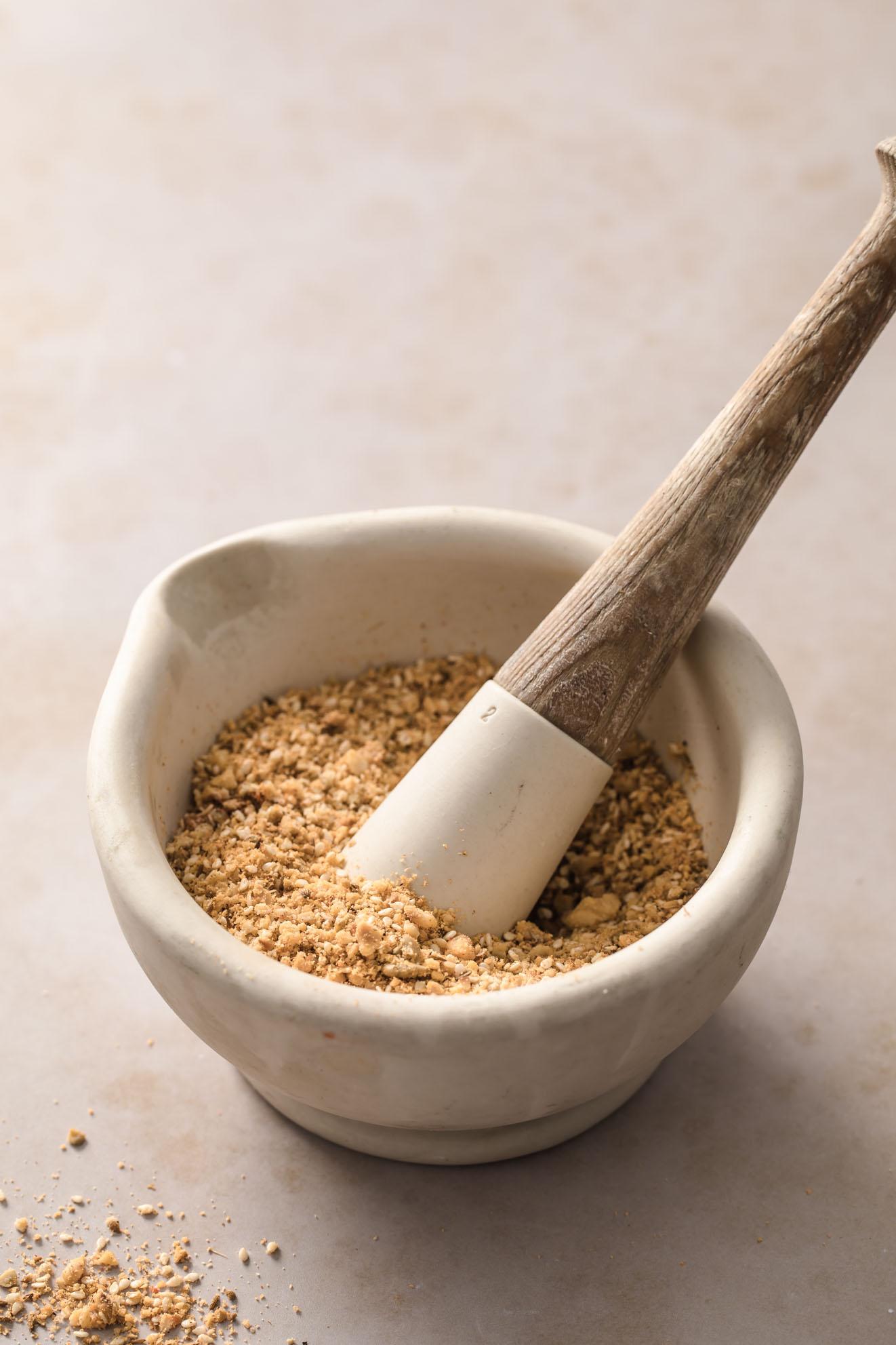 Authentic Homemade Dukkah Recipe