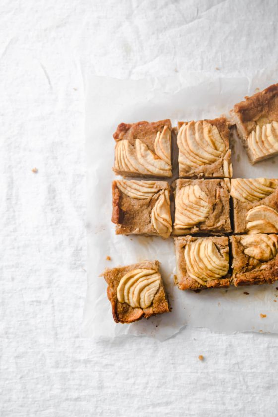 Vegan Apple Bread