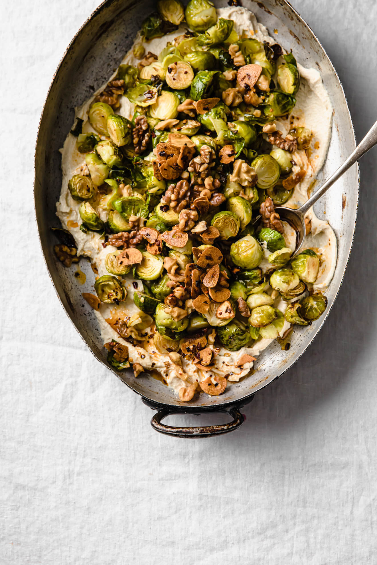 Brussel Sprouts Food Photography