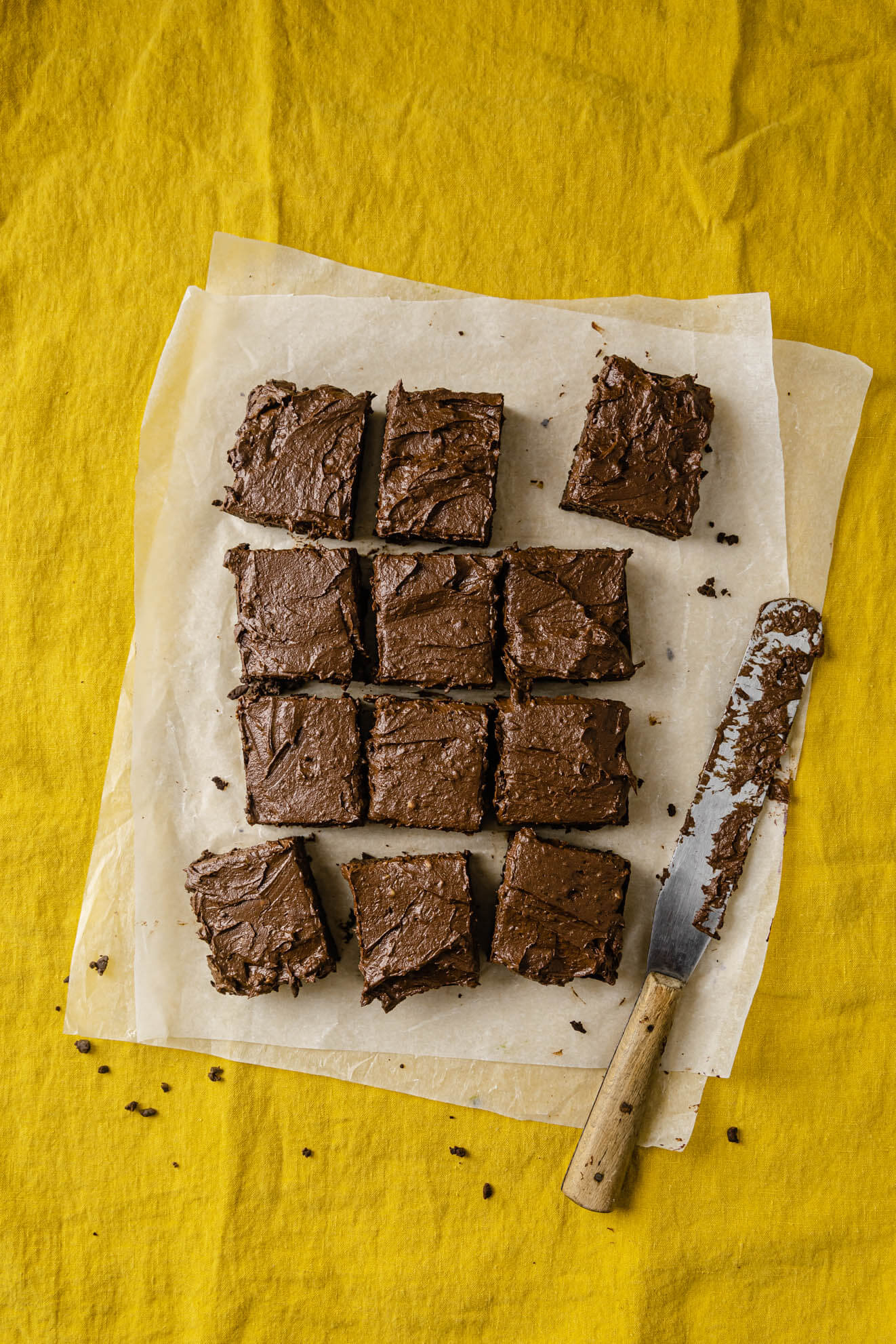 low carb coconut flour chocolate brownies
