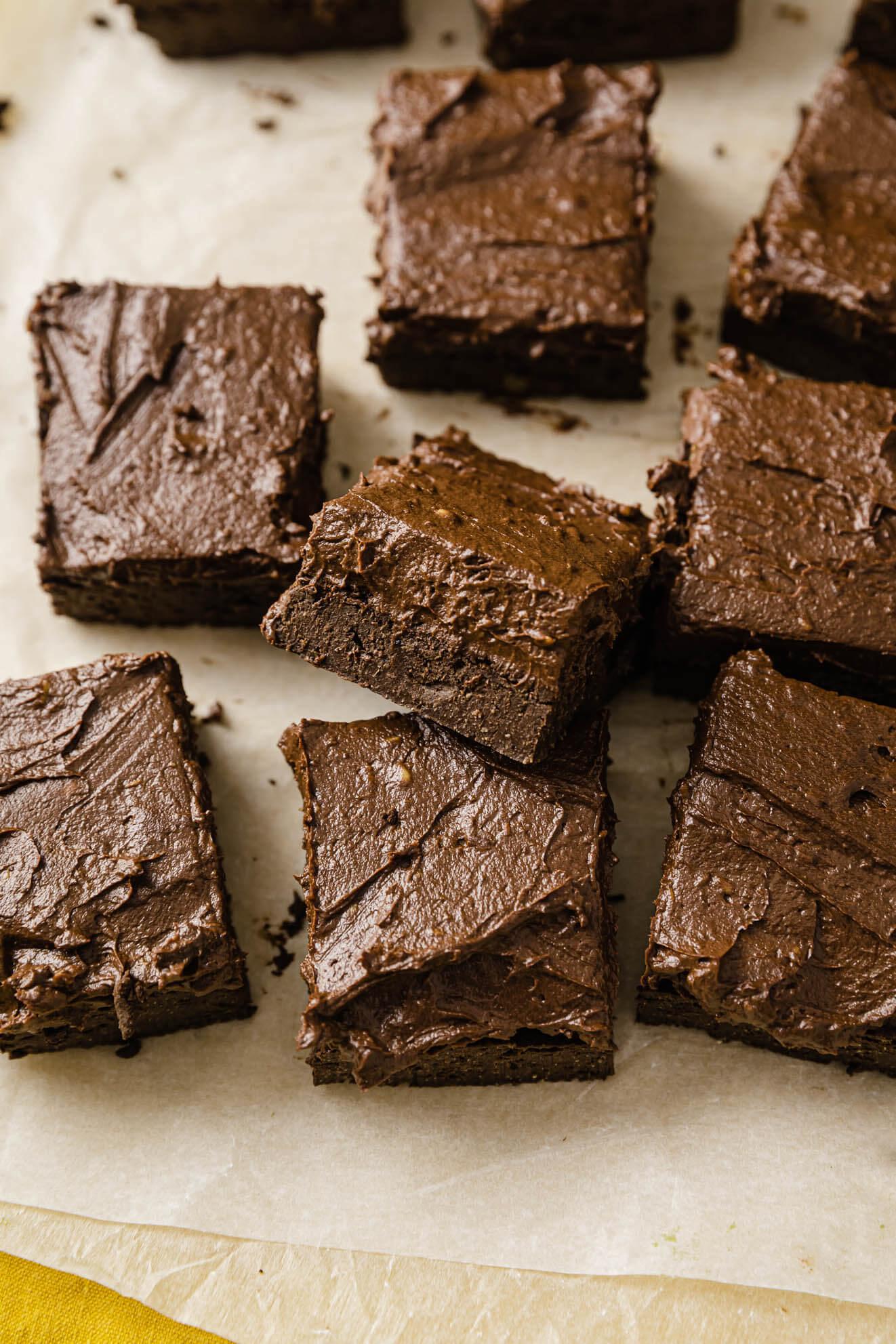 Nut Free Keto Brownies