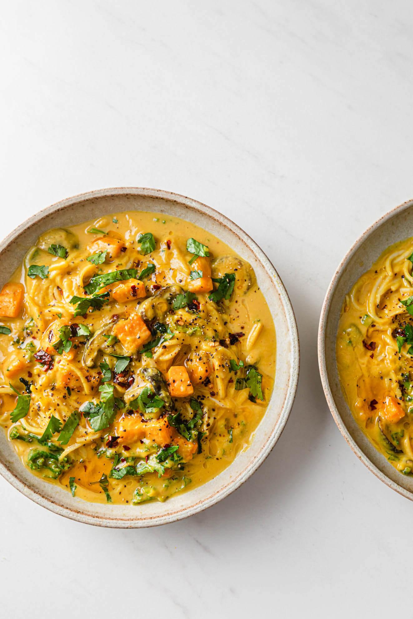 ramen food photography
